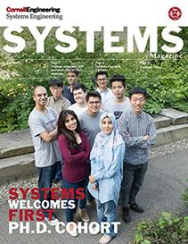 Systems Magazine cover